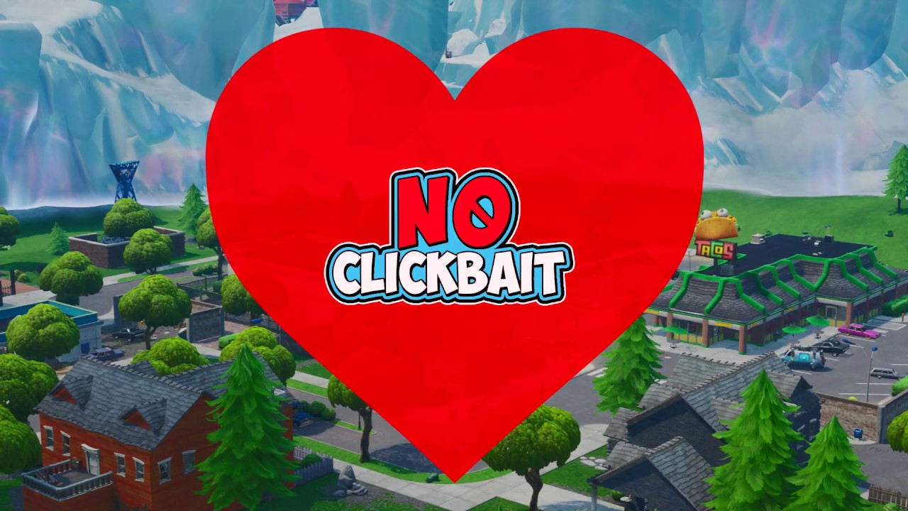 The End of No Clickbait Highlights
