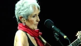 """There's but for fortune"" - Joan Baez - Istanbul Jazz Festival, 2015-07-01"
