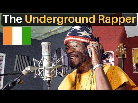 The Underground Rapper (Abidjan, Côte d'Ivoire) 🇨🇮