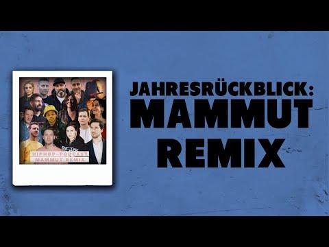 Jahresrückblick: Hip-Hop-Podcast Mammut Remix (BACKSPIN Podcast #141) on YouTube