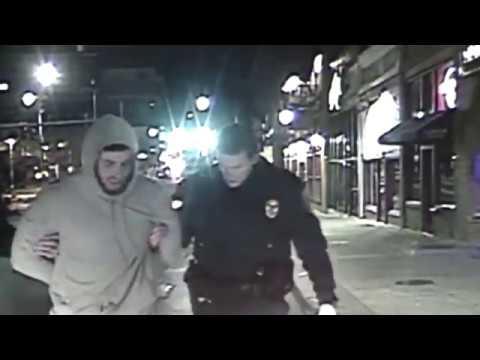 Baker Mayfield Arrest Police Video FULL UNCUT