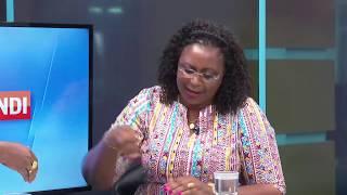 Aisha Jumwa : Simuogopi Raila