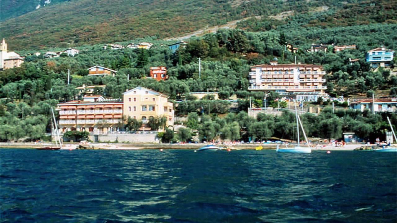 Hotel Eden - Brenzone - Lago di Garda Lake Gardasee - YouTube