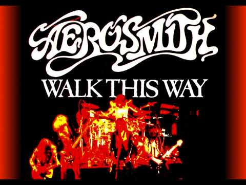 Aerosmith - Walk This Way (instrumental)