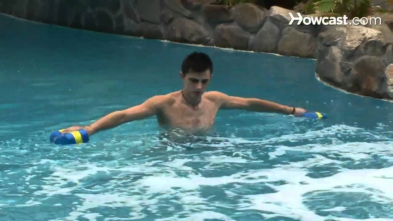 What is the use of aqua fitness