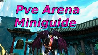 """Kritika Online PvE Arena """"Quickguide"""" with runs"""