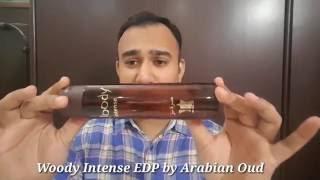 Woody Intense by Arabian oud | Exotic Rose fragrance
