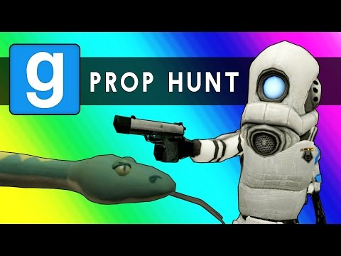 Thumbnail: Gmod Prop Hunt Funny Moments - Little Hunter Edition! (Garry's Mod)