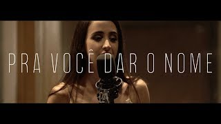 """""""Pra Você Dar O Nome"""" Ao vivo (ESPECIAL MINI-TURNÊ) - Mariana Nolasco"""