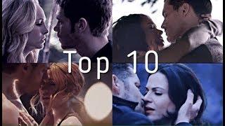 ► TOP 10 Самых красивых пар из знаменитых сериалов