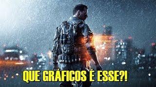 Battlefield 4 - Que gráficos é esse?!
