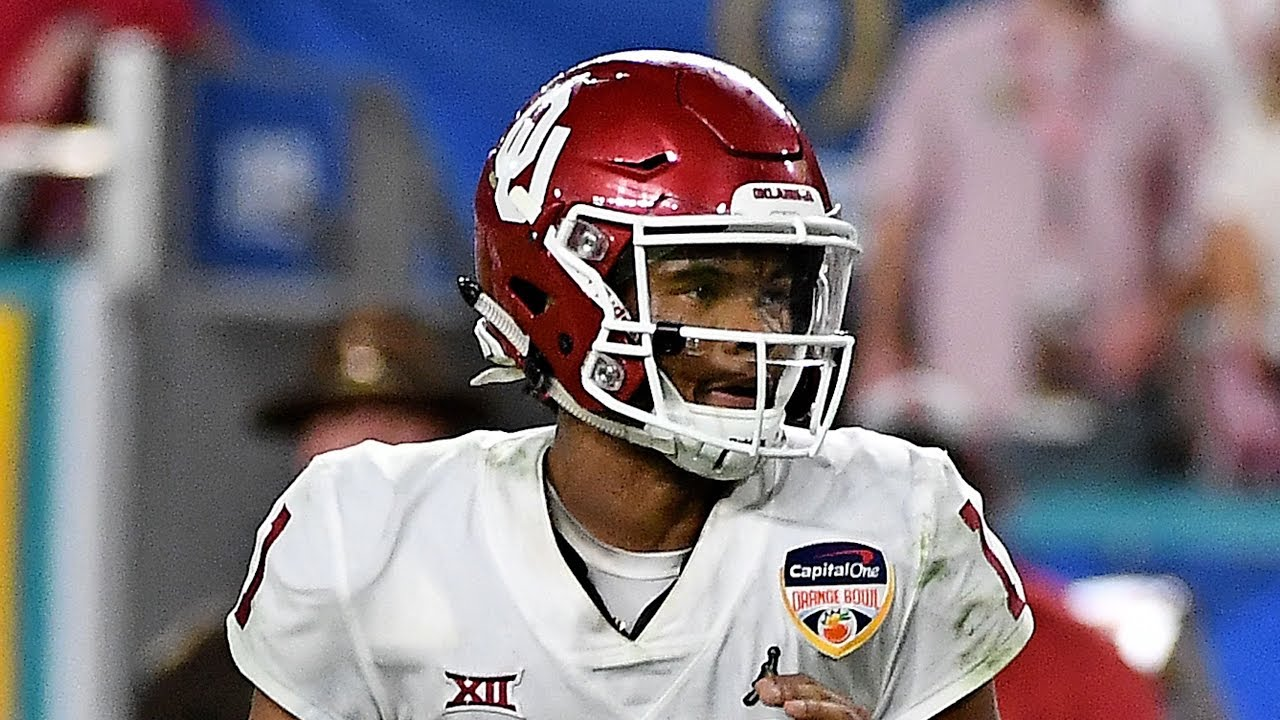 Kyler Murray's NFL announcement reportedly caught the Oakland A's off guard