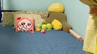 Bed canopy /Bedroom divider wi…