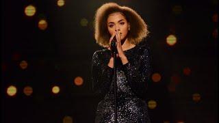 Kadiatou Holm Keita: Say something – Christina Aguilera – Idol 2018 - Idol Sverige (TV4)