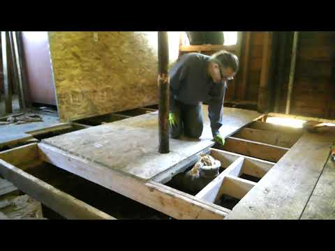 ep.13-success,-we-finally-adjust-the-outside-wall-and-start-laying-subfloor.