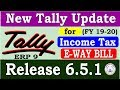 Tally ERP 9 Release 6.5.1 New Tally Update | Download Latest Tally Version