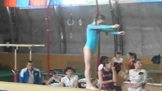 Спортивная гимнастика(соревнования,девочки)