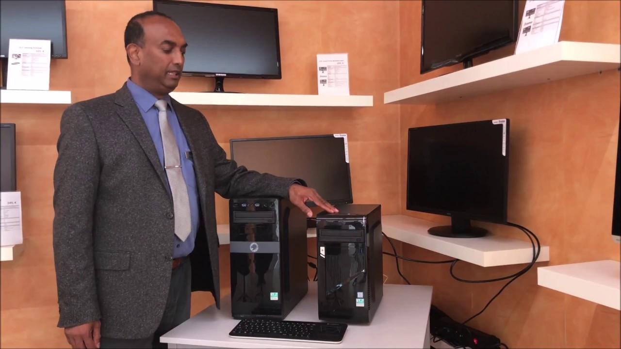 Intel Starter Office Pc Vs Advanced Office Pc Test L Vergleich