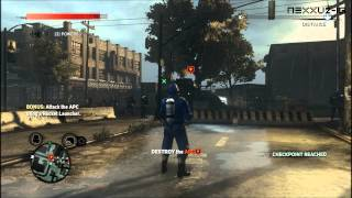 Prototype 2 - Hunt and Consume Dr. Shaffeld (Location) [HD+]