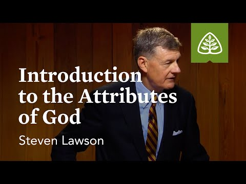 Introduction to the Attributes of God