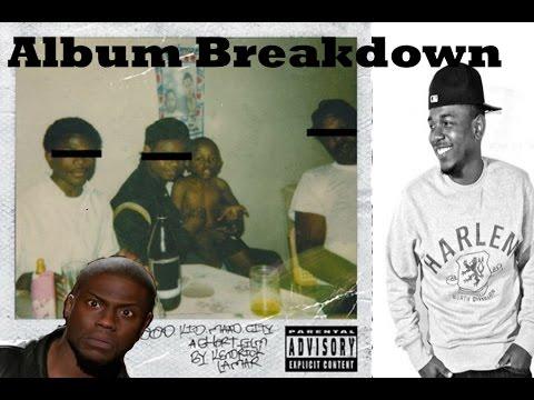 Kendrick Lamar - Good Kid M.A.A.D City - Film Breakdown