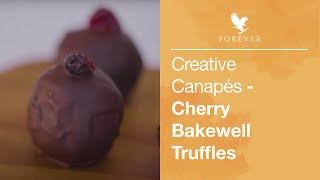 Healthy Cherry Bakewell Truffles Recipe | Forever Living UK & Ireland
