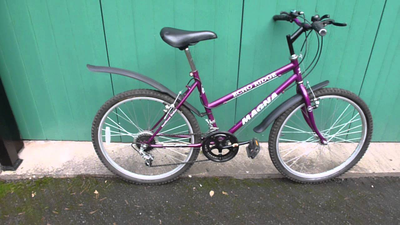 Ladies Magna 10 Gear Mountain Bike This Is A Nice Medium Size Bike