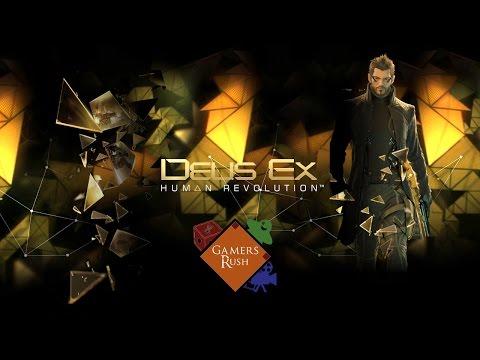 Reseña -  Deus Ex: Human Revolution para Nintendo Wii U