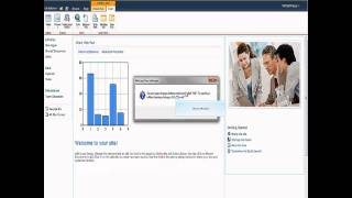 SharePoint 2010: How to use Excel Services to Create a Bar Graph