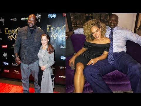 Shaquille O Neal S New Girlfriend Laticia Rolle Youtube Shaquille o'neal and laticia rolle attend espn gala: girlfriend laticia rolle