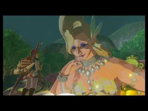 Legend Of Zelda Boobs