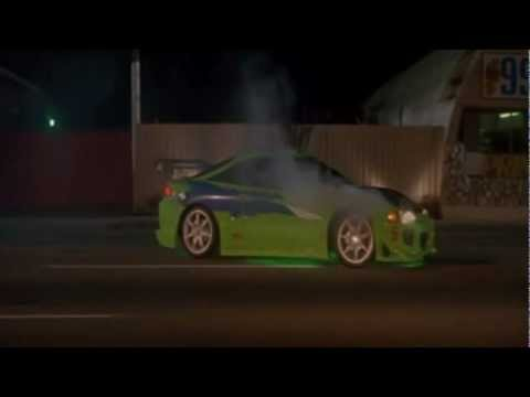 Primera Carrera de Rapido Y Furioso 1 en español [HD]