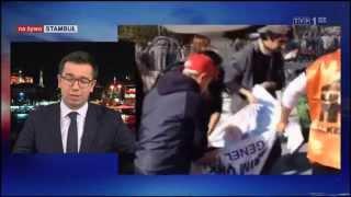 Turcja, Zamach terrorystyczny, Stambuł, Marcin Antosiewicz, Wiadomości TVP1