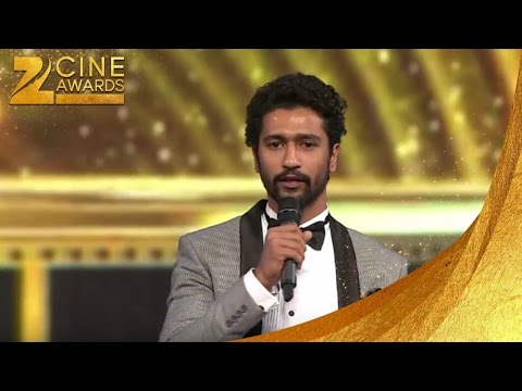 Zee Cine Awards 2016 Best Debut actor Male Vicky Kaushal Mp3