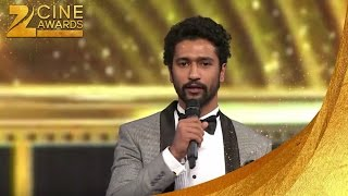Zee Cine Awards 2016 Best Debut actor Male Vicky Kaushal
