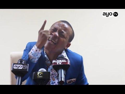 FULL VIDEO: Steve Nyerere atokwa machozi, aongelea simu ya Mama Wema