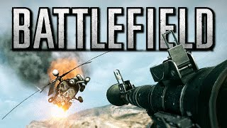 Battlefield Funny Moments - Sitting Ducks, Helicopter Sniper and More!