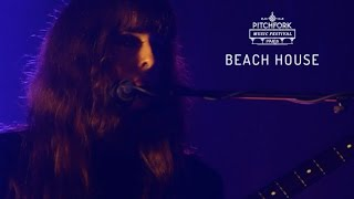 Beach House | Pitchfork Music Festival Paris 2015 | PitchforkTV