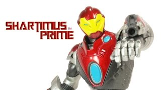 Marvel Select Ultimate Iron Man Diamond Select Toys Action Figure Review
