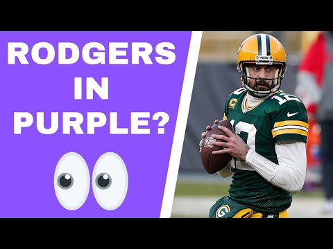 Would Minnesota Vikings welcome Aaron Rodgers as their quarterback?