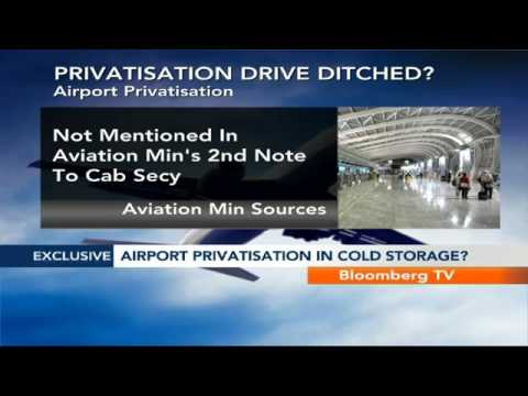 Countdown- Airport Privatisation In Cold Storage?