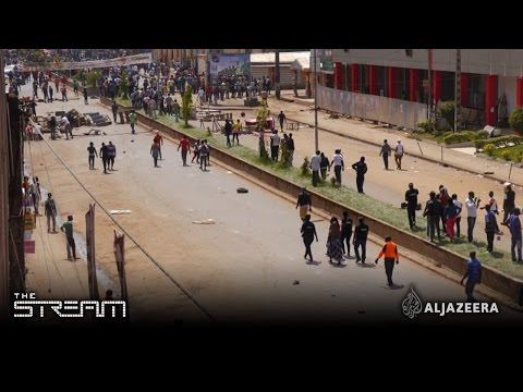 The Stream - Cameroon's language woes