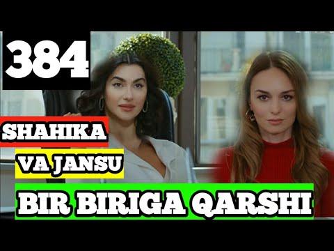 Qora Niyat 384 Qism Uzbek Tilida Turk Film кора ният 384 кисм