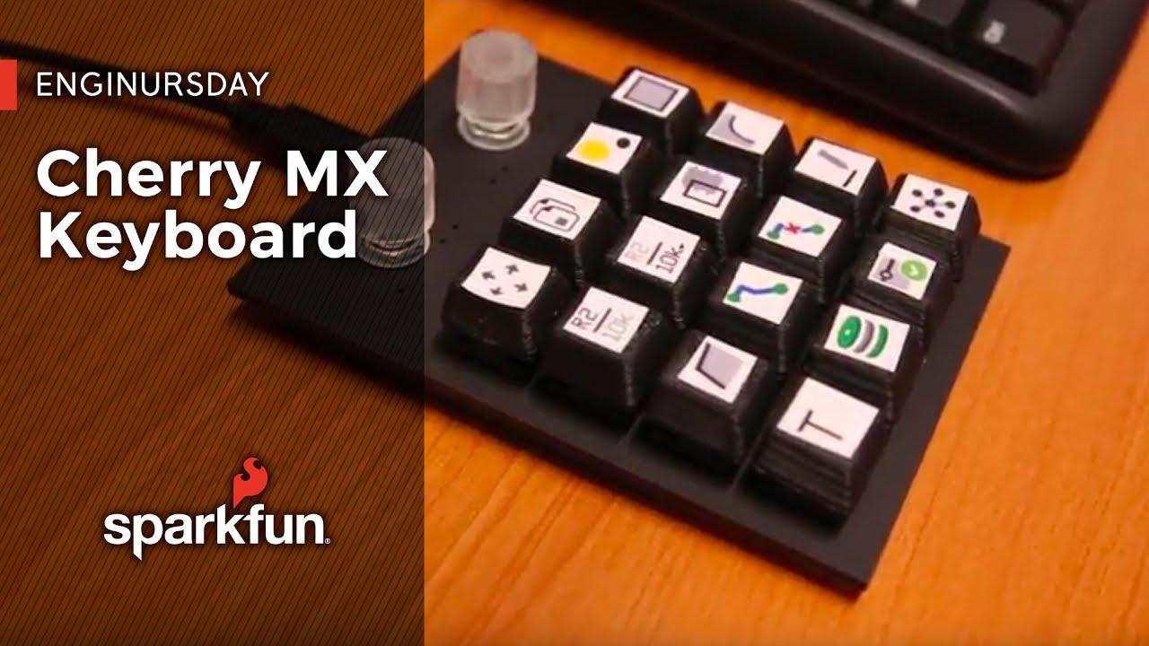 DIY Shortcut Keyboard | Hackaday