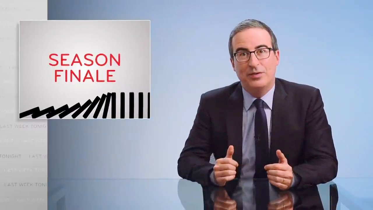 Download Season 7 Finale: Last Week Tonight with John Oliver (HBO)