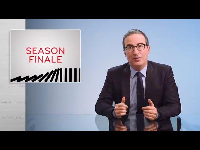 Season 7 Finale: Last Week Tonight with John Oliver (HBO)