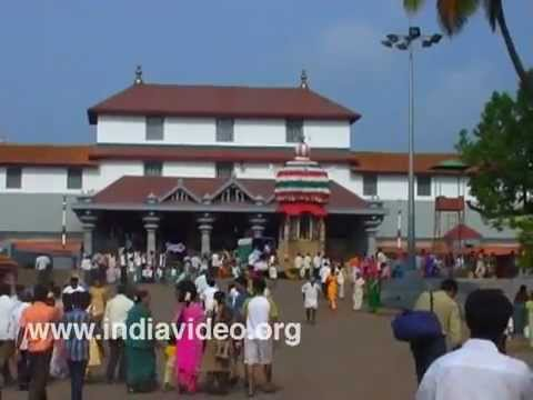 Dharmasthala Lord Manjunatha temple AVI by RAJU
