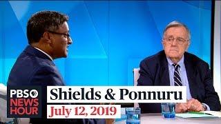 Mark Shields and Ramesh Ponnuru on Democratic divisions, citizenship data