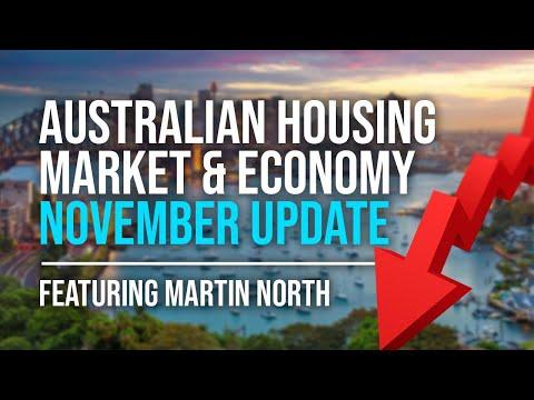 Australian Housing Market & Economy - November Update