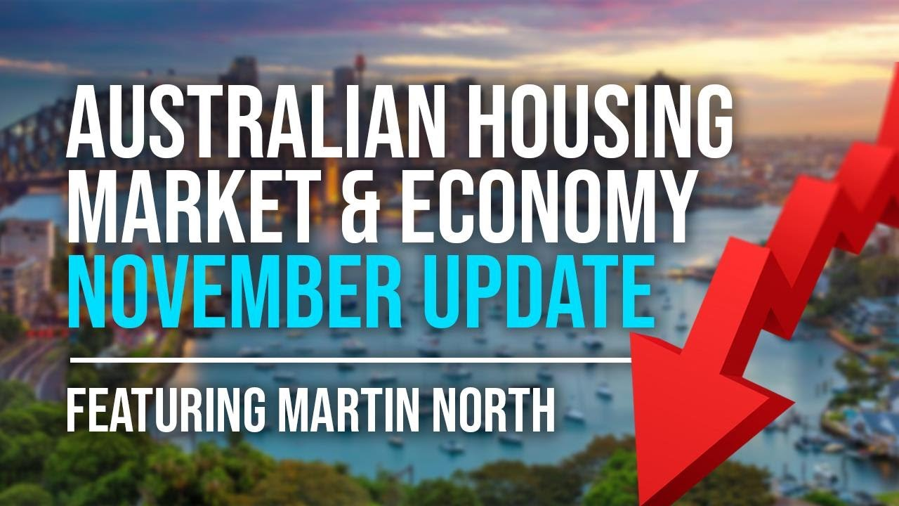 Australian Housing Market & Economy – November Update